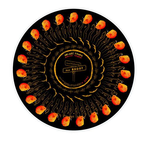 Orloge Simard - Aucun Cadre (Édition Limitée, Numéroté) [NEW]