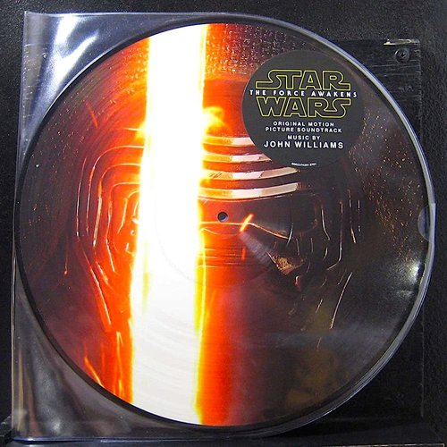 John Williams - Star Wars: The Force Awakens (Original Motion Picture Soundtrack) (Picture Disc)[USED]
