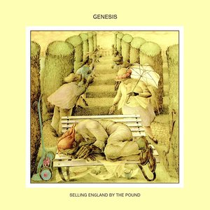 Genesis - Selling England By The Pound [USAGÉ]