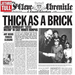 Jethro Tull - Thick As A Brick [USAGÉ]