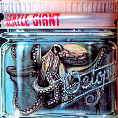 Gentle Giant - Octopus [USAGÉ]