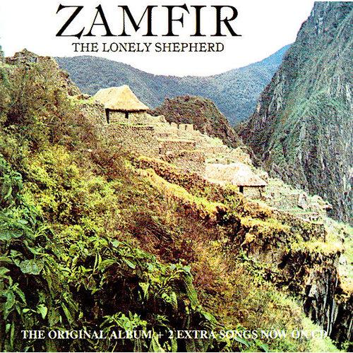 Gheorghe Zamfir - The Lonely Shepherd [USAGÉ]