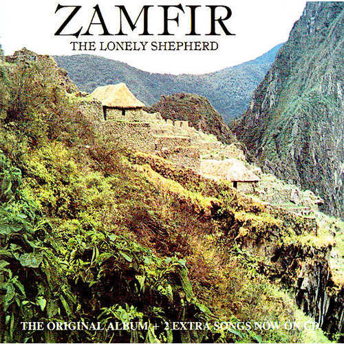 Gheorghe Zamfir - The Lonely Shepherd [USED]