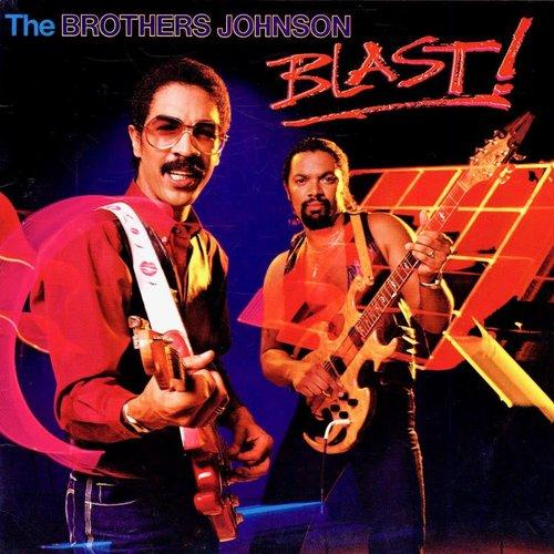 Brothers Johnson - Blast! [USED]