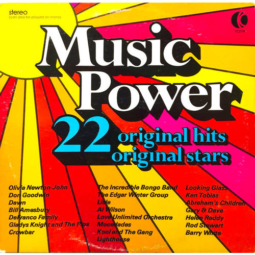 Various - Music Power [USED]