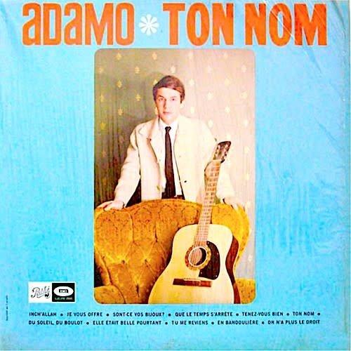 Adamo - Ton Nom [USAGÉ]