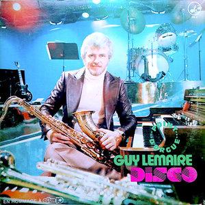 Guy Lemaire - Point D'Orgue Disco [USAGÉ]