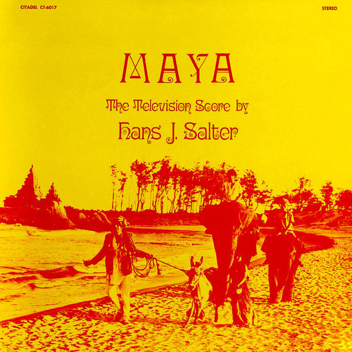 Hans J. Salter - Maya [USED]