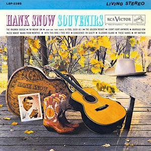 Hank Snow - Hank Snow's Souvenirs [USED]