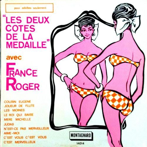 France Roger - Les Deux Côtés De La Médaille [USED]