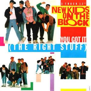 New Kids On The Block - You Got It (The Right Stuff) [USAGÉ]