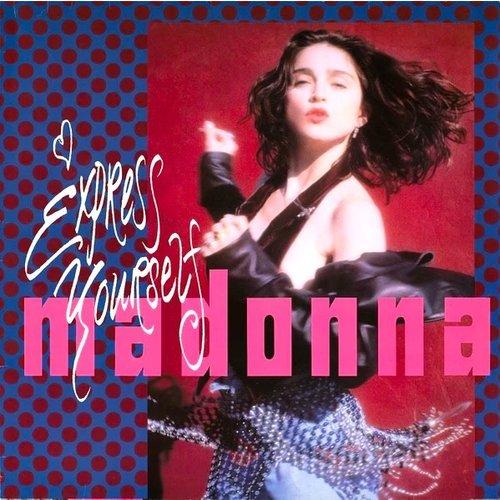 Madonna - Express Yourself [USAGÉ]