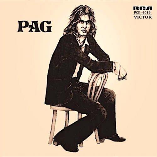 Michel Pagliaro - Pag [USAGÉ]