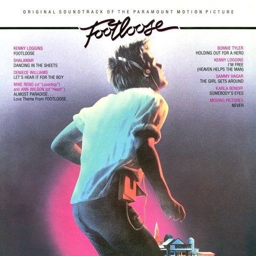 Various - Footloose (Original Motion Picture Soundtrack) [USED]