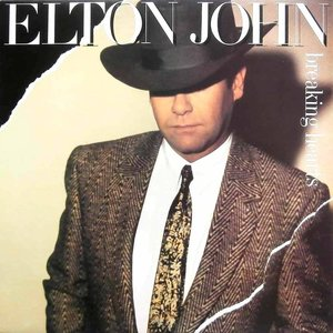 Elton John - Breaking Hearts [USED]