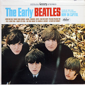 The Beatles - The Early Beatles [USAGÉ]