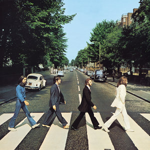 The Beatles - Abbey Road [USAGÉ]