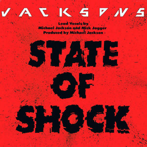 The Jacksons - State Of Shock [USED]