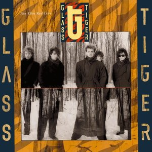 Glass Tiger - The Thin Red Line [USED]