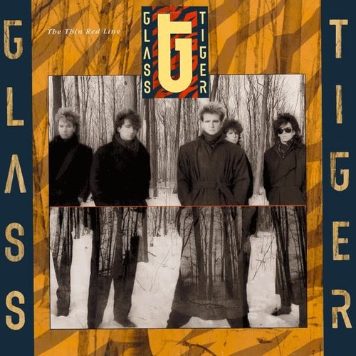 Glass Tiger - The Thin Red Line [USAGÉ]