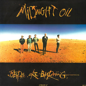 Midnight Oil - Beds Are Burning [USAGÉ]