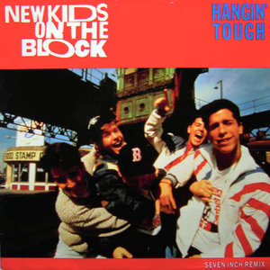 New Kids On The Block - Hangin' Tough [USED]