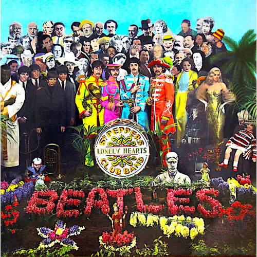 The Beatles - Sgt. Pepper's Lonely Hearts Club Band [USAGÉ]
