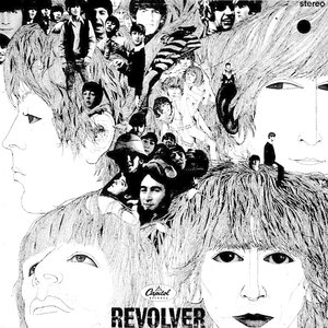 The Beatles - Revolver [USAGÉ]