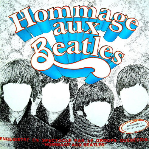 Hommage Aux Beatles - Hommage Aux Beatles [USED]