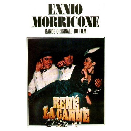 """Ennio Morricone - Bande Originale Du Film """"René La Canne"""" [USED]"""