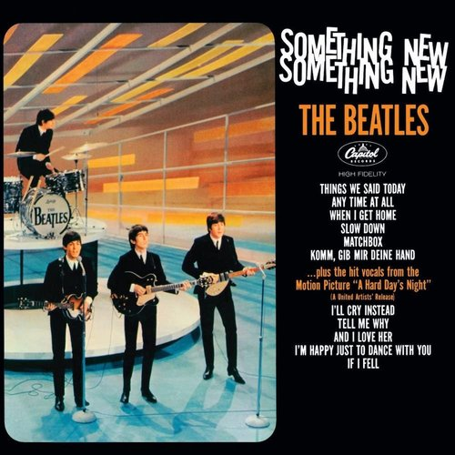 The Beatles - Something New [USAGÉ]