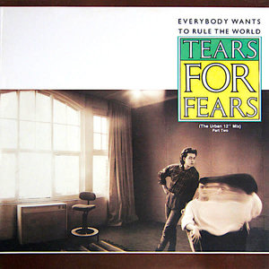 "Tears For Fears - Everybody Wants To Rule The World (The Urban 12"" Mix) (Part Two) (Limited Edition)[USED]"