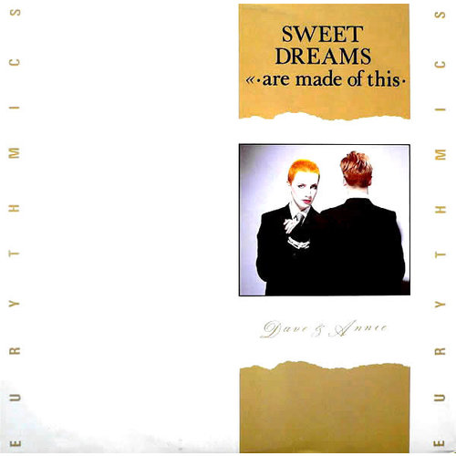 Eurythmics - Sweet Dreams (Are Made Of This) [USED]