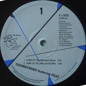Technotronic - Pump Up The Jam [USAGÉ]