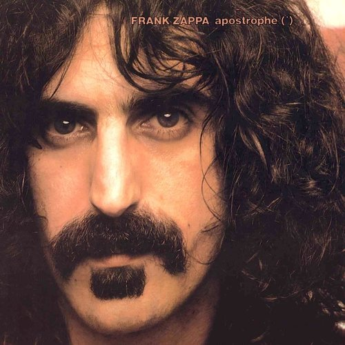 Frank Zappa - Apostrophe (') [USED]