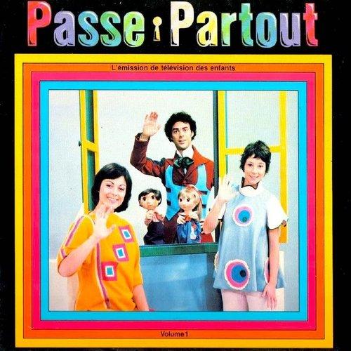 Passe-Partout - Passe-Partout Vol. 1 [USED]