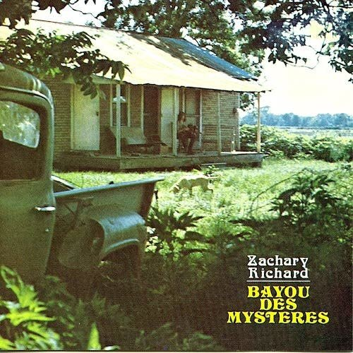 Zachary Richard - Bayou Des Mystères [USED]