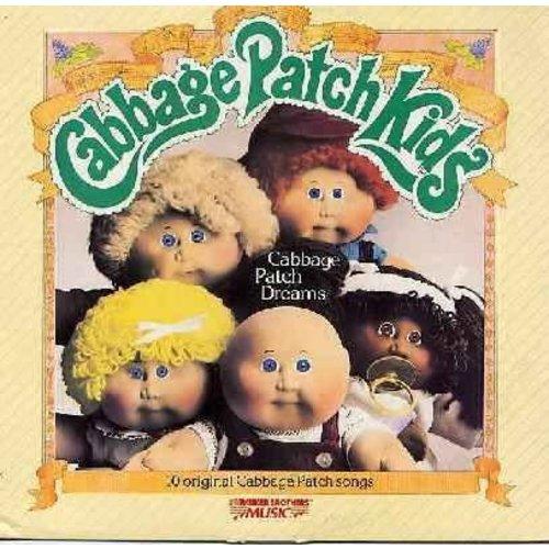 Cabbage Patch Kids - Les Rêves Des P'tits Bouts De Choux [USED]