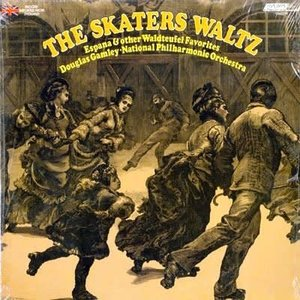 Emil Waldteufel, Douglas Gamley, National Philharmonic Orchestra - The Skaters Waltz: Espana & Other Waldteufel Favorites [USED]