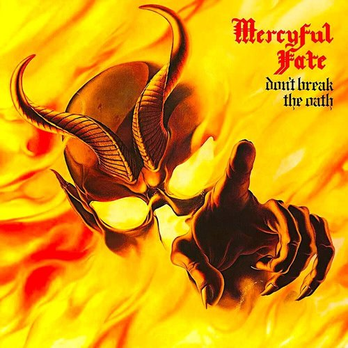 Mercyful Fate - Don't Break The Oath [USAGÉ]