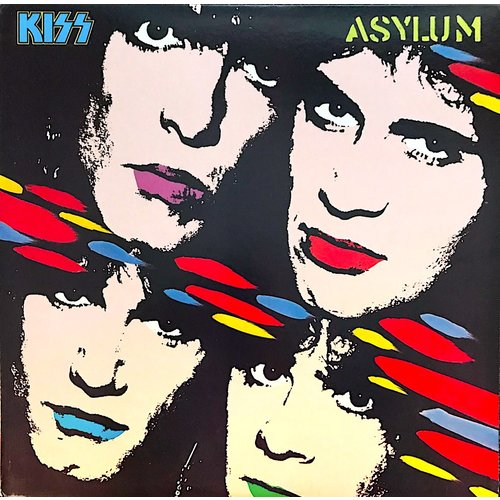 Kiss - Asylum [USAGÉ]