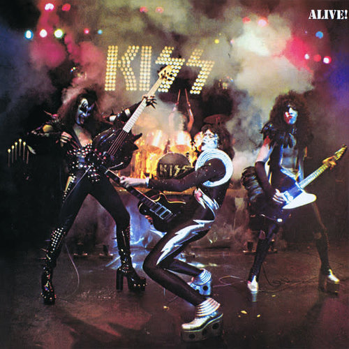 Kiss - Alive! [USAGÉ]