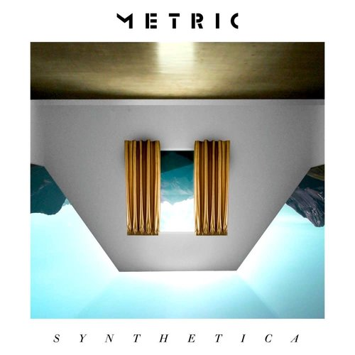 Metric - Synthetica [USED]