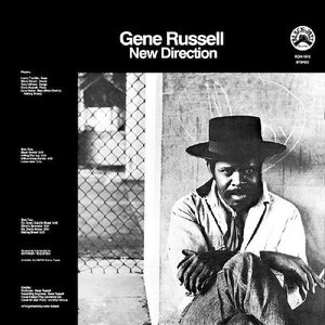 Gene Russell - New Direction  [NEUF]