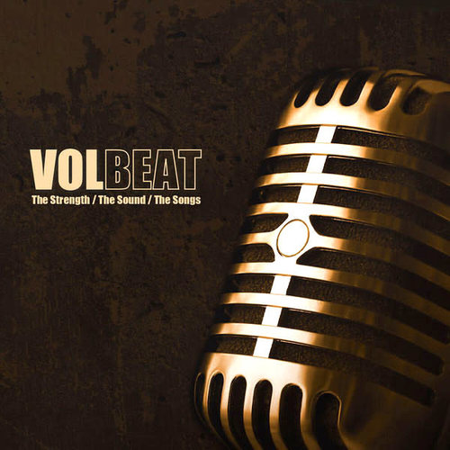 """Volbeat - The Strength / The Sound / The Songs (15th Anniversary """"Glow in the dark"""" Vinyl) [NEUF]"""