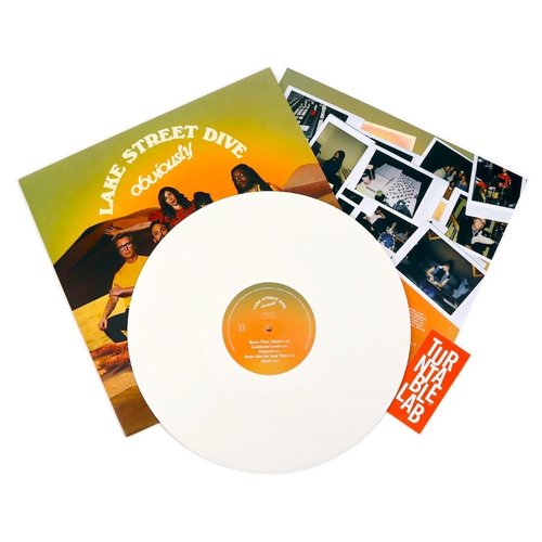 Lake Street Dive - Obviously  (Limited Edition - White Vinyl) [NEW]