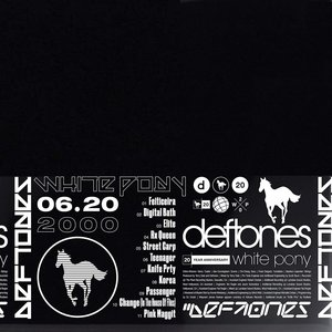 Deftones - White Pony (Indie Exclusive Limited Edition Super Deluxe 4LP) [NEUF]