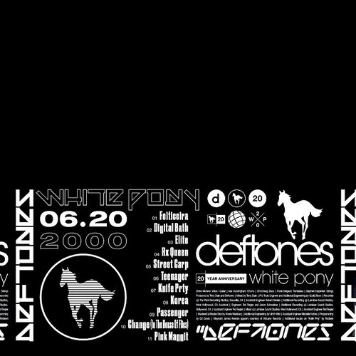 Deftones - White Pony (Indie Exclusive Limited Edition Super Deluxe 4LP) [NEW]