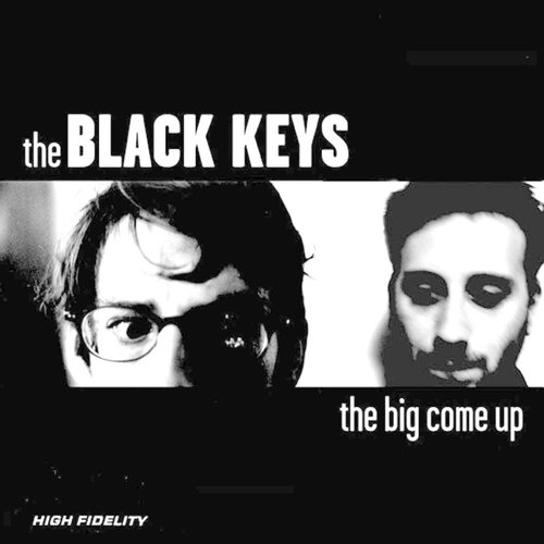 The Black Keys - The Big Come Up (Starburst Limited Indie Edition) [NEUF]