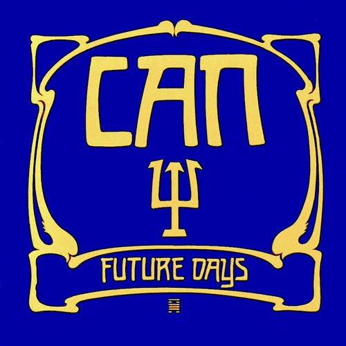 Can - Future Days (Limited Edition - Gold Vinyl) [NEUF]